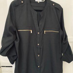 Calvin Klein xl blouse